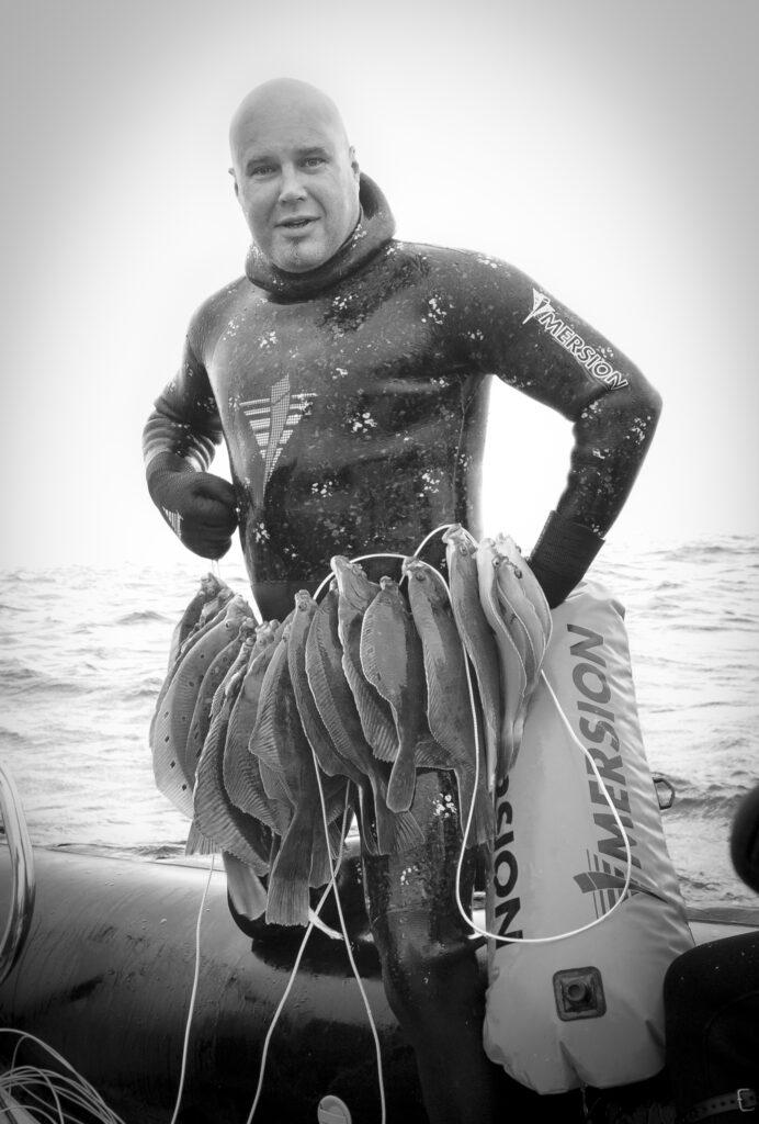 michael behrens undervandsjagt