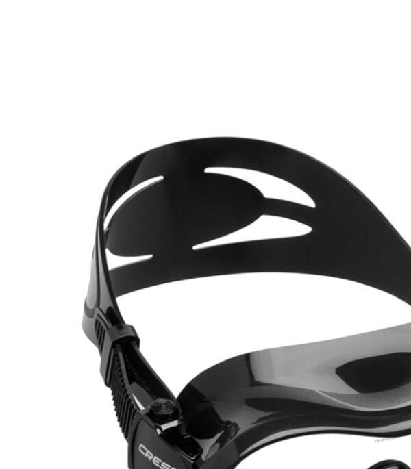 rem til f1 maske cressi